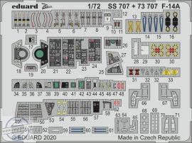 F-14A - 1/72 - Academy