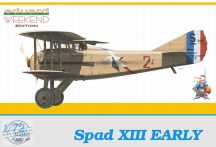 Spad XIII Early  - 1/72