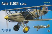 Avia B.534 IV. serie