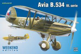 Avia B.534 III. serie
