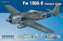 Fw 190A-8 standard wings - 1/72