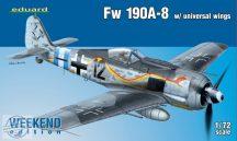 Fw 190A-8 w/ universal wings  1/72