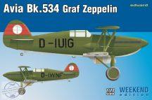 Avia Bk-534 Graf Zeppelin 1/72