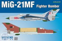 MiG-21MF Fighter-Bomber - 1/72