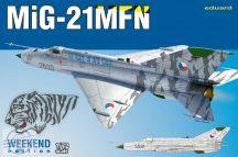 MiG-21MFN - 1/72