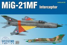 MiG-21MF Interceptor - 1/72