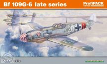 Bf 109G-6 late series  1/48
