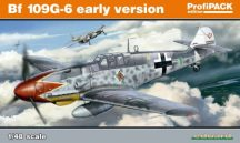 Bf 109G-6 early version