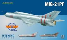 MiG-21PF - 1/48