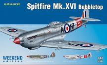 Spitfire Mk. XVI Bubbletop - 1/48