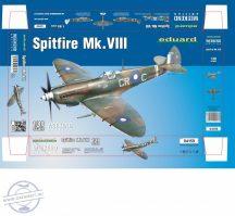 Spitfire Mk.VIII - 1/48