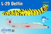 L-29 Delfín  1/48 w.