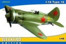 I-16 Rata Type 18 - 1/48