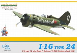 I-16 Rata Type 24 - 1/48
