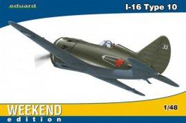 I-16 Rata Type 10 -1/48