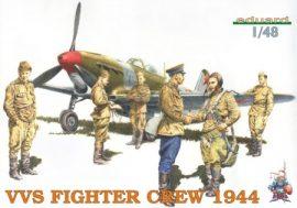 VVS Fighter Crew 1944