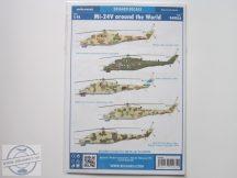 Mi-24V around the World - 1/48