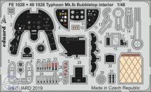 Typhoon Mk.Ib Bubbletop - 1/48 - Hasegawa/Italeri