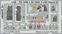 F-16C Block 25 1/48 - Tamiya