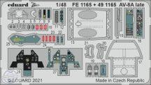 AV-8A late - 1/48 - Kinetic