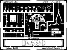 D-520- 1/48 - Tamiya