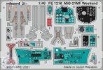 MiG-21MF Weekend - 1/48 - Eduard