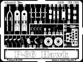 P-36 - 1/48 - Academy
