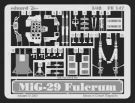 MiG-29A Fulcrum - 1/48 - Academy
