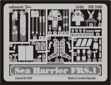 Sea Harrier FRS.1- 1/48 - Tamiya