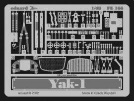 YAK-1- 1/48 - Accurate M.