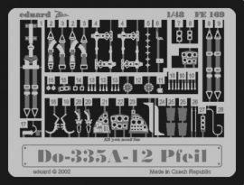 Do 335A-12 Pfeil - 1/48 - Tamiya