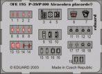 P-39/P-400 placards - 1/48