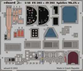 Spitfire Mk.Ixc -Hasegawa