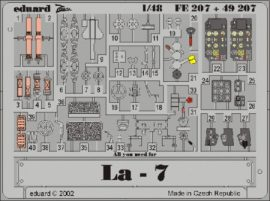Lavochkin La-7- 1/48 - Eduard