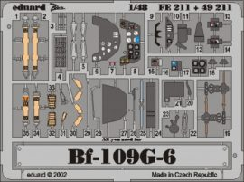 Bf 109G-6 - 1/48 - Hasegawa