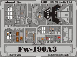 Fw 190A-3 - 1/48 - Tamiya