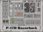P-47D-20 - 1/48 - Tamiya
