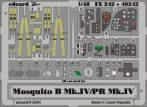 Mosquito B.Mk.IV/PR Mk.IV-Tamiya