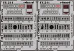 F4U-1 placards - 1/48