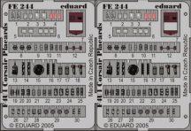 F4U-1 placards