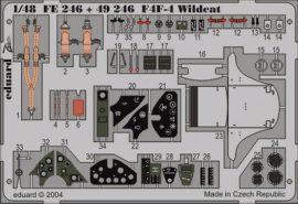 F4F-4 - 1/48 - Tamiya