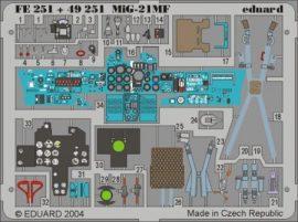 MIG-21MF - 1/48 -  Academy