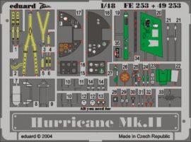 Hurricane Mk.II - 1/48 -  Hasegawa