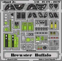 Brewster Buffalo-Tamiya