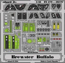 Brewster Buffalo - 1/48 - Tamiya