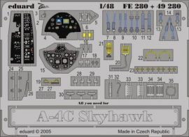 A-4C - 1/48 - Hasegawa