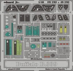 Buffalo Model 339 - 1/48 - Tamiya