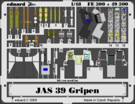 JAS-39 Gripen- Italeri