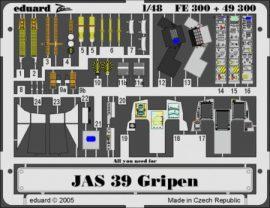 JAS-39 Gripen - 1/48 -  Italeri