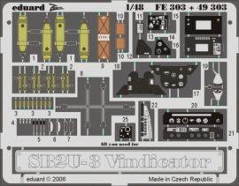 SB2U-3 -   1/48 - Accurate M.